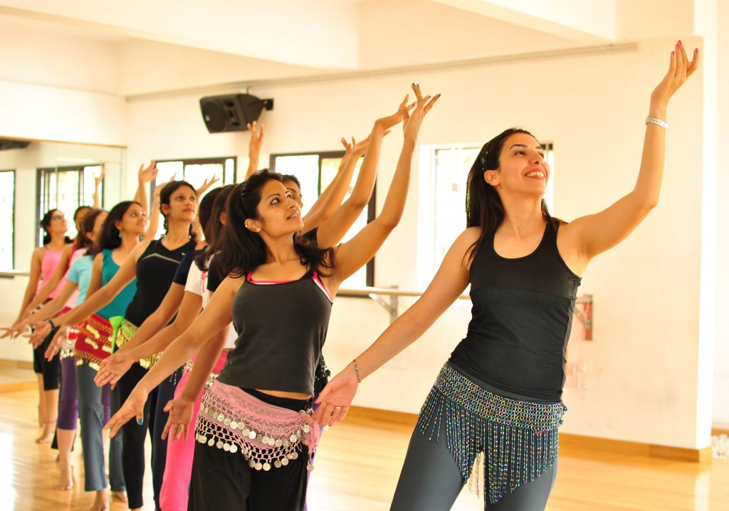 Belly Dance academy in PItampura