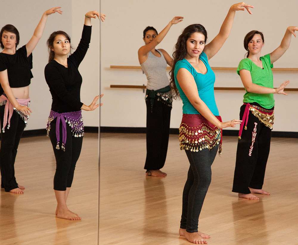 Belly Dance in Rohini