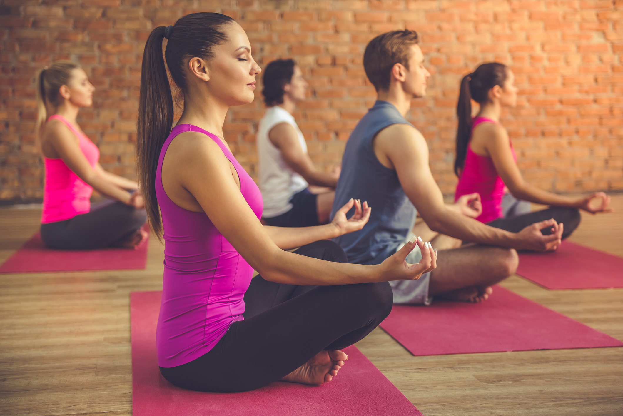 Yoga classes in Rohini